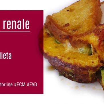 Malattia renale cronica: ruolo della dieta