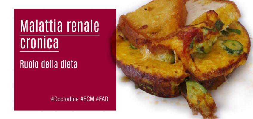 Malattia-renale-cronica-ruolo-dieta-Doctorline-ECM-FAD